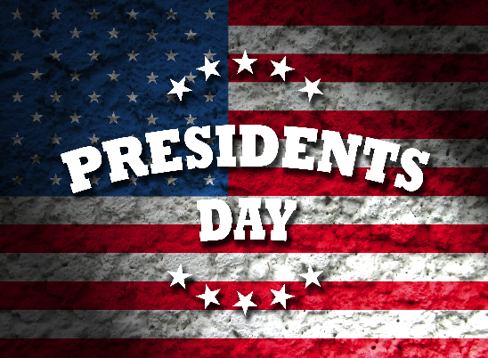 No school- President's Day  Monday, February 15th